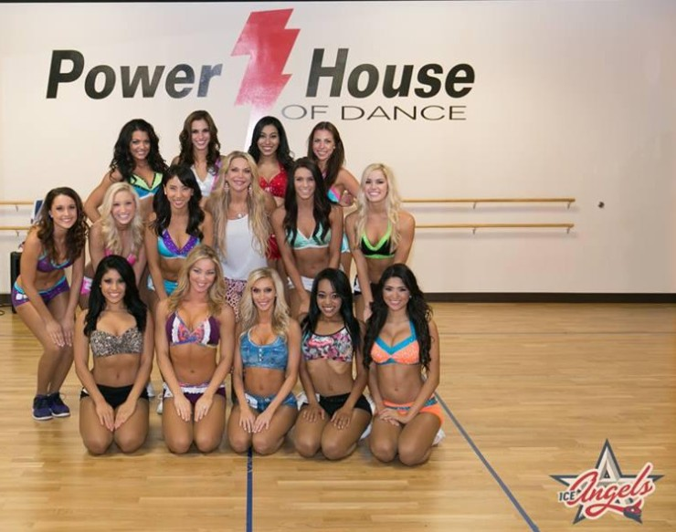 Congrats to the 2014-15 Allen Americans Ice Angels