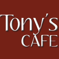 Tony's Cafe of Plano serves breakfast all day at the corner of Spring Creek and Alma in Plano TX.