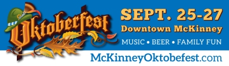 Join us at Oktoberfest in McKinney