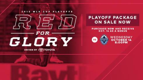 Ready for FC Dallas playoff tickets?