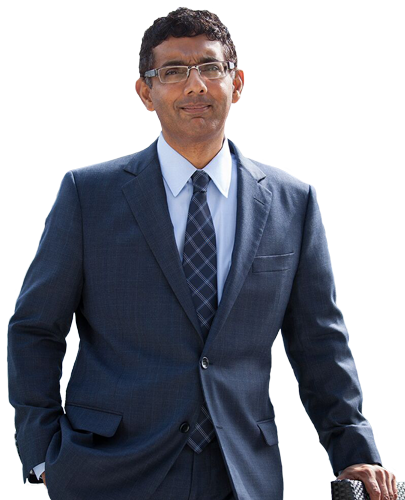 Find out what Dinesh D'Souza has to say on Jan. 30 at the Plano Centre.