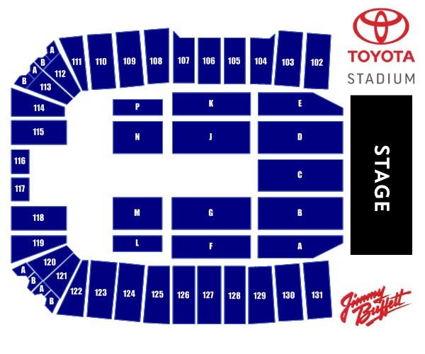 Toyota Stadium 2016