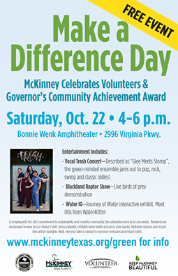 mckinneymakeadifferenceday