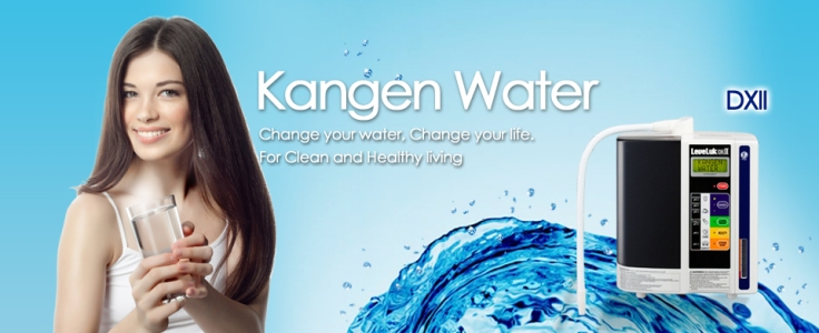 Protect your family. Drink better tasting water. http://considerkangenwater.com