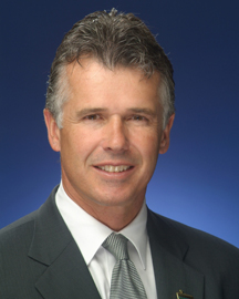 McKinney Mayor Brian Loughmiller
