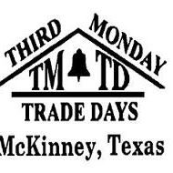 Third Monday Trade Days McKinney