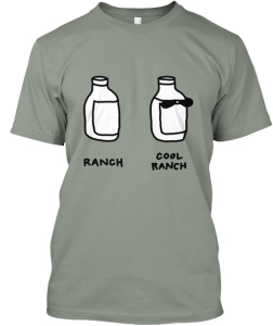 Create your own shirts by clicking the link