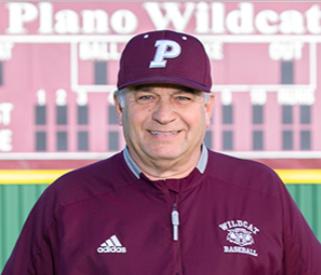 Coach Rick Robertson